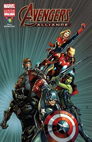 Marvel Avengers Alliance (2016)